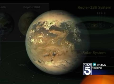 Proxima b Newly discovered planet likely to support