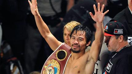 News video: Manny Pacquiao Takes His Entourage on Shopping Spree